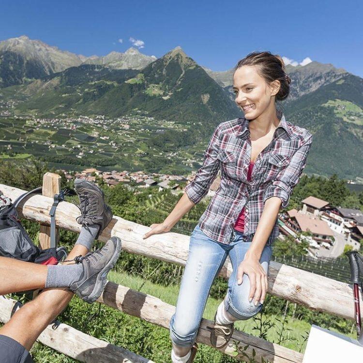 Abwechslungsreicher Urlaub in Schenna & Umgebung