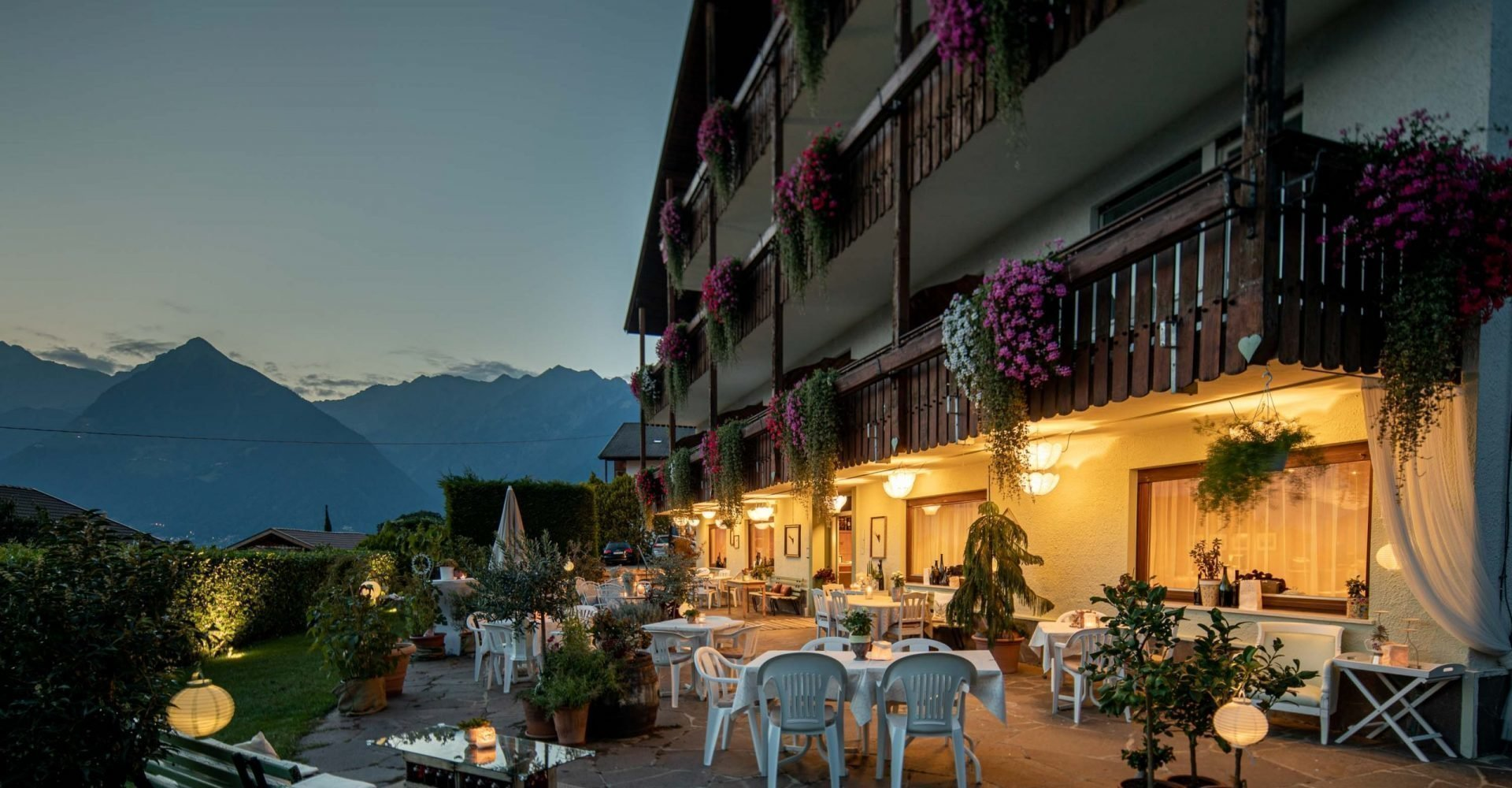 Boutique Hotel Georgen in Schenna – Südtirol