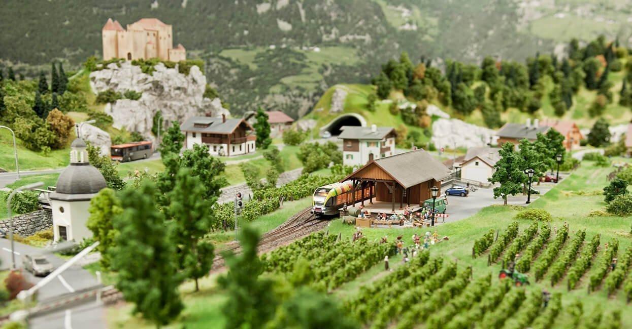 Eisenbahnmuseum Rabland