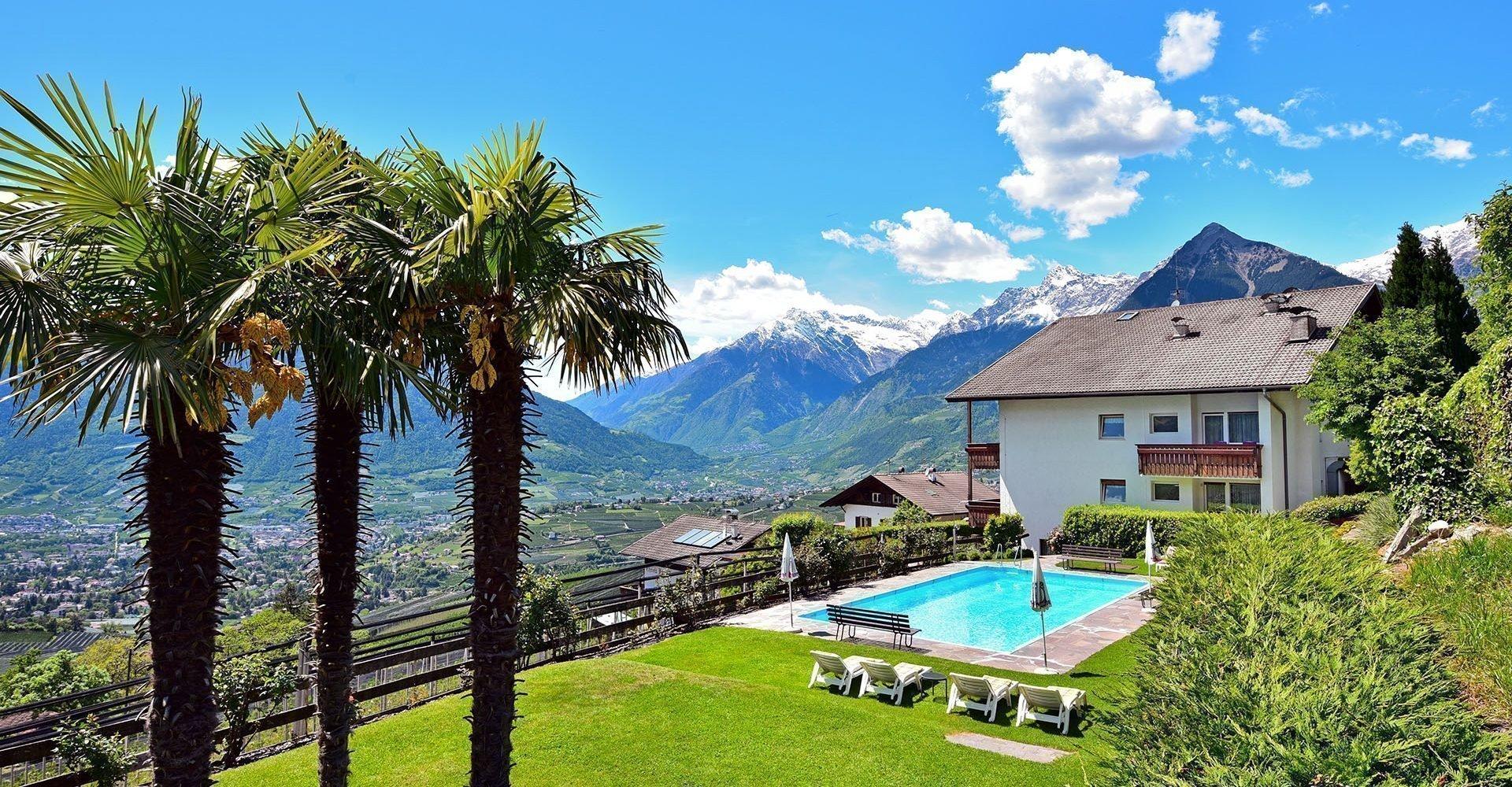Hotel Georgen in Schenna Südtirol