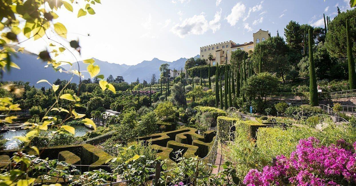 Schloss & Gärten von Trauttmansdorff